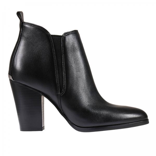 ae0b978bb0c6 Heeled ankle boots Women Michael Michael Kors Black