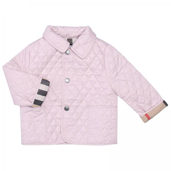 Jacket Little Girl Burberry