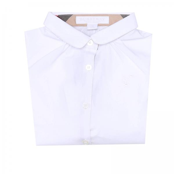 Shirt Little Girl Burberry