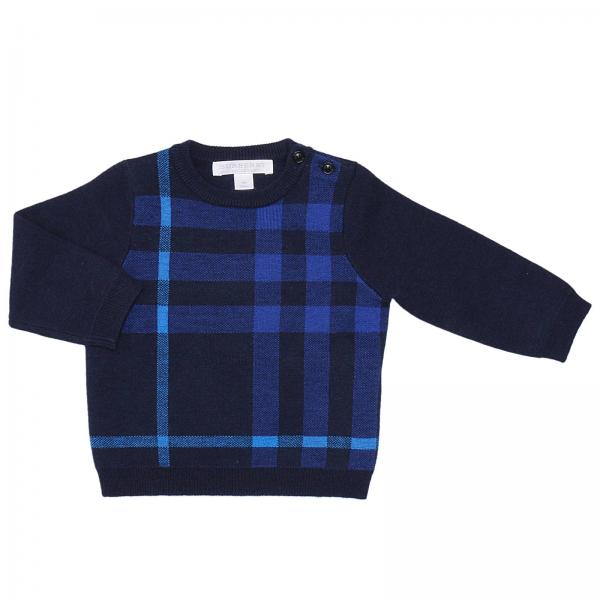 Sweater Little Boy Burberry
