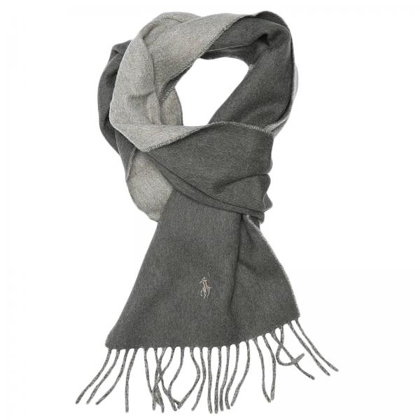 3249d5bc1303 Polo Ralph Lauren Men s Green Scarf   Scarf Men Polo Ralph Lauren ...