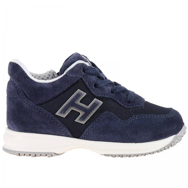 promo code 3a34c b552d scarpe bambino hogan