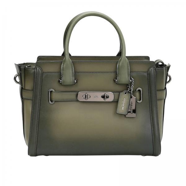 7ec06027ff ... 50% off coach womens green handbag shoulder bag women coach coach  handbag 38372 giglio en