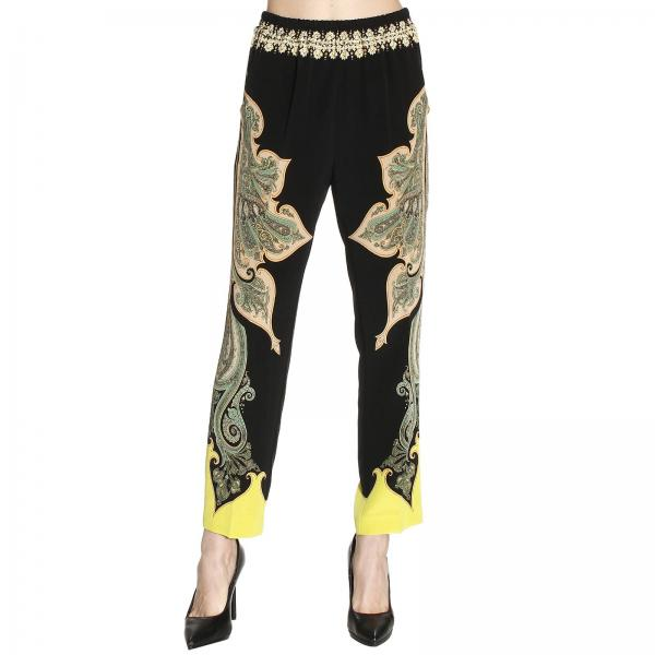 Trousers Women Etro