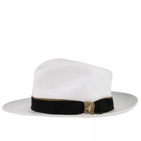Patrizia Pepe Women s White Hat  66a99f7d2fe
