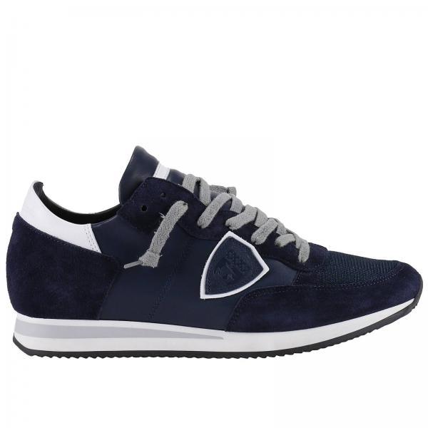 Chaussures De Sport Chaussures Hommes Modèle Philippe FsiHl7CHxD