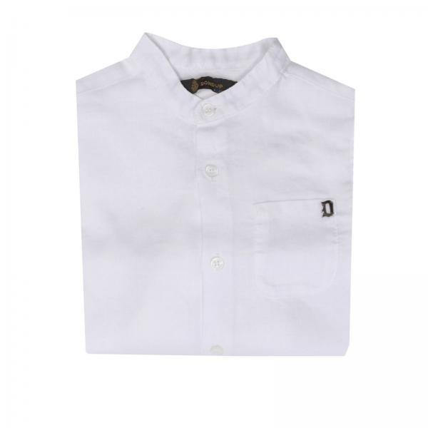 Camicia bambino Dondup Bianco  903016c4a985