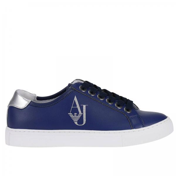 Sneakers für Damen Armani Jeans Ocean   Sneakers Giorgio Armani ... e9b32acb91