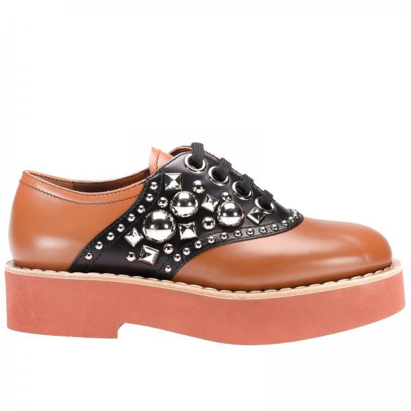 Oxford Shoes Women Miu Miu