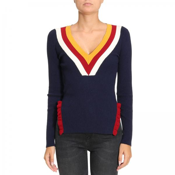 a80d5ef8ae Pinko Women's Multicolor Sweater | Sweater Women Pinko | Pinko ...