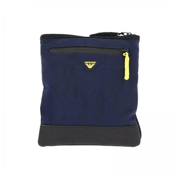 Armani Jeans Men s Blue Shoulder Bag  8af06a3d72187