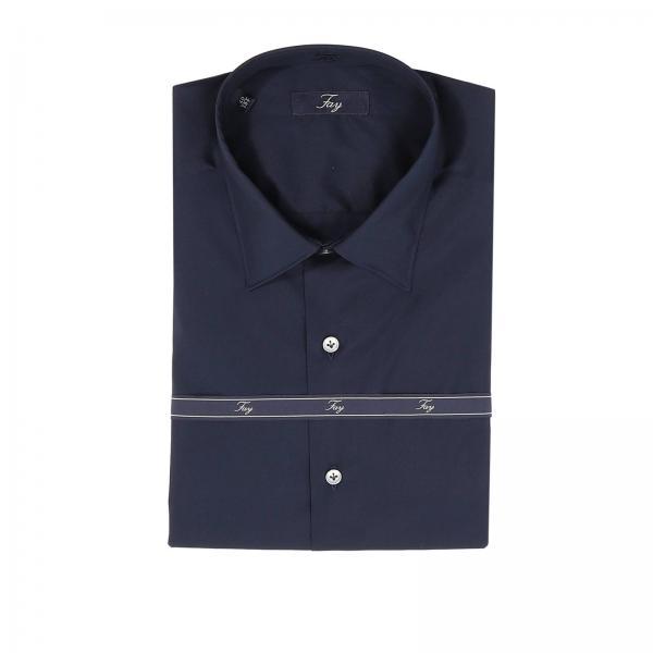 quality design 815c2 b32f8 Camicia in puro cotone classic con collo italiano