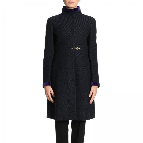 Cappotto Donna Fay Nero  4cbebb2fe34