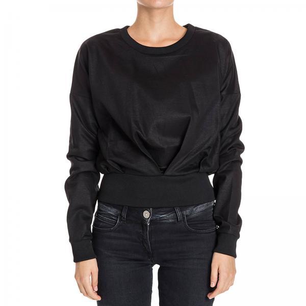 5c576f3312ddc Sweat-shirt Femme Adidas Originals Noir   Sweat-shirt Femme Adidas ...