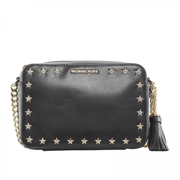 1fafa69a02 Michael Michael Kors Women s Black Crossbody Bags