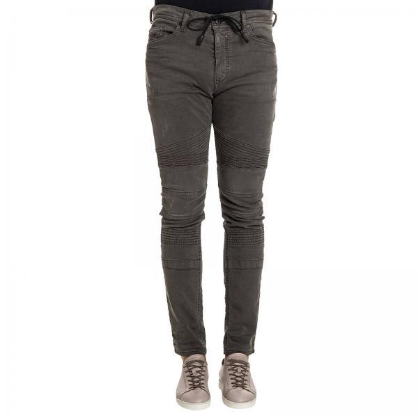 79910e48bc69 Jeans Homme Diesel Gris