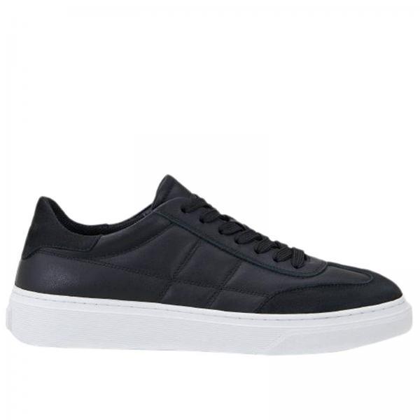 sneakers f r damen hogan schwarz sneakers hogan hxw3400j280 c7h giglio de. Black Bedroom Furniture Sets. Home Design Ideas