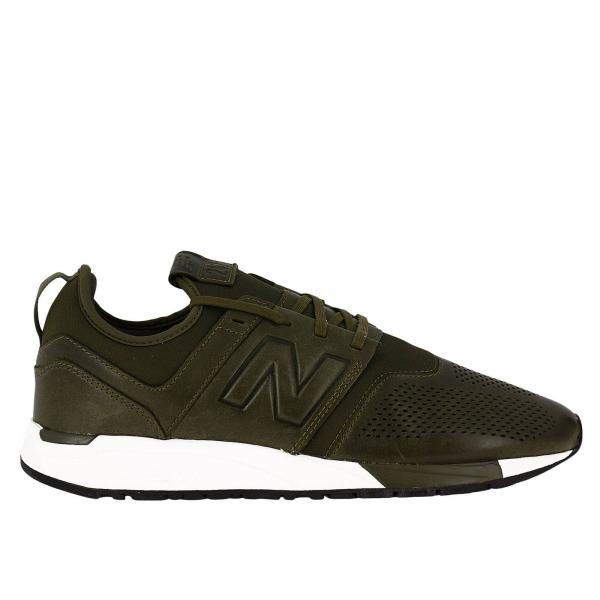 new balance homme vert militaire