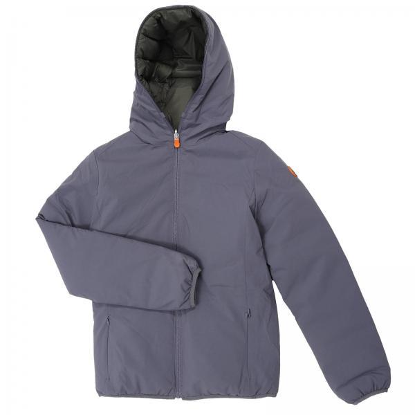wholesale dealer 0c0e6 1476f Giubbotto matt 5 impermeabile e reversibile con imbottitura ecologica e  cappuccio