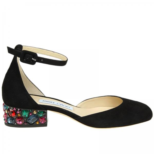 Chaussures à talons Femme Jimmy Choo Noir   Chaussures à Talons ... 18a95f04b417