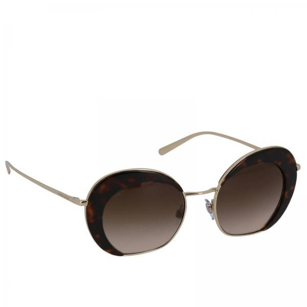 Glasses Brown Sunglasses Women's Armani Giorgio Women qESxIRtZw