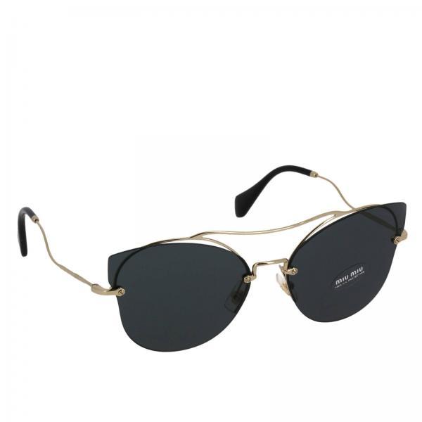 00cee5b716 Miu Miu Women s Grey Glasses