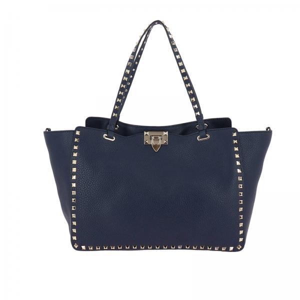beebc158bbe4 Valentino Garavani Women s Navy Mini Bag