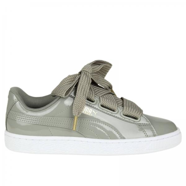 Puma Women s Grey Sneakers  fe3d736191