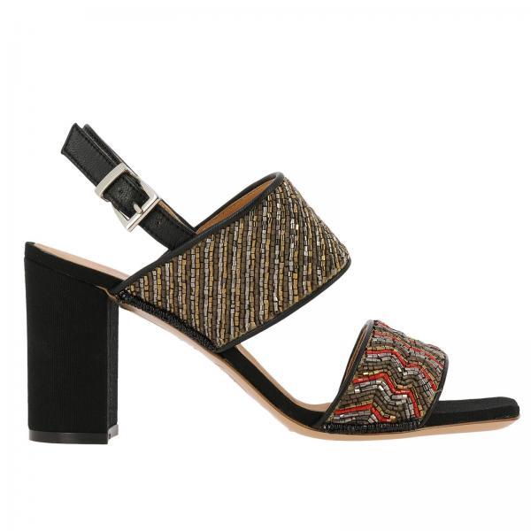 Bronze Maliparmi Sandales talons à Chaussures Femme Femme nqxxagw8FC