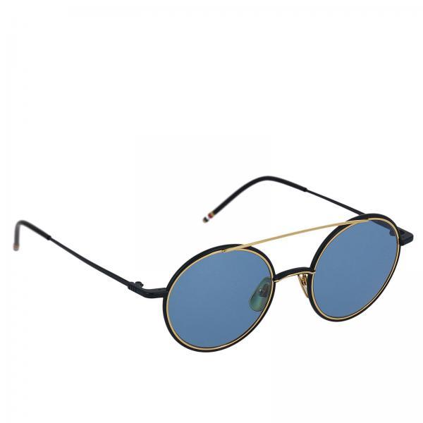l'ultimo f70da 594a0 Occhiali da sole tb-108 in acetato e metallo stile vintage