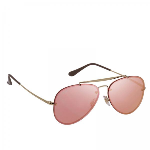 gafas ray ban rosas