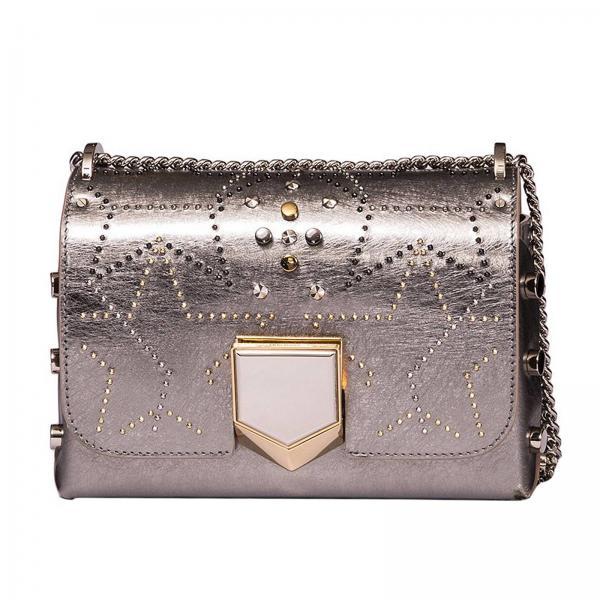 Crossbody Bags Women Jimmy Choo Silver