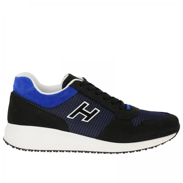 Hogan Mens Sneakers Shoes Men Hogan Hogan Sneakers Hxm2460k680 Igb Giglio EN