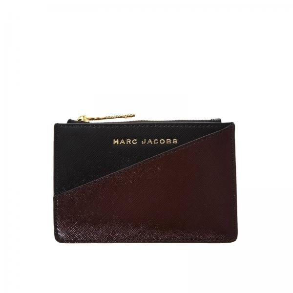 Wallet Women Marc Jacobs Black
