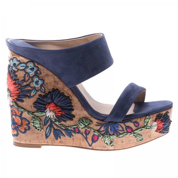 Sandales Compensées Beige Amarilis Paloma Barcel hBrpzoQ
