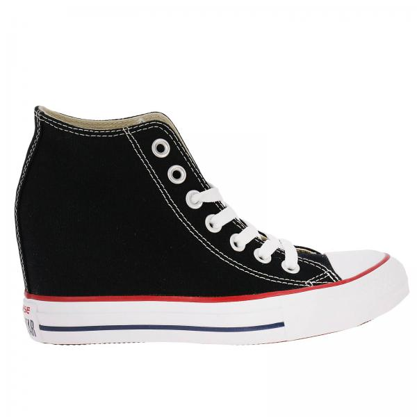 converse all star donna con zeppa
