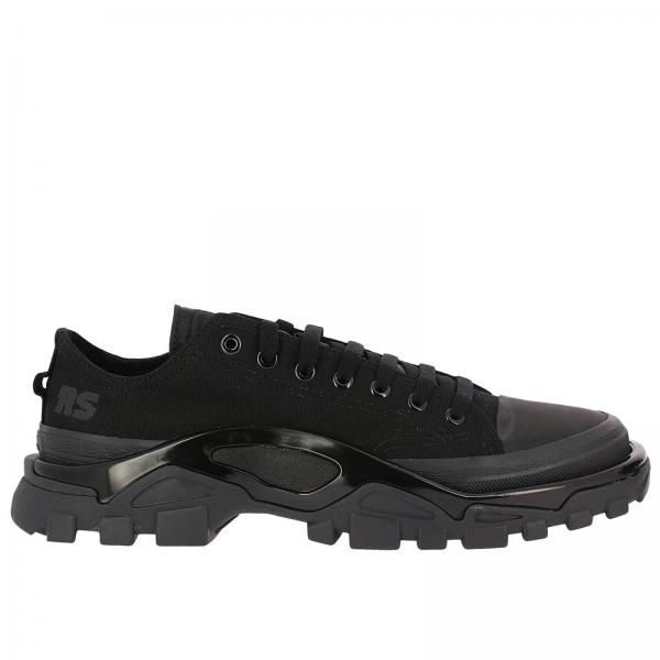9b7c21ff9105 Adidas By Raf Simons Men s Black Sneakers