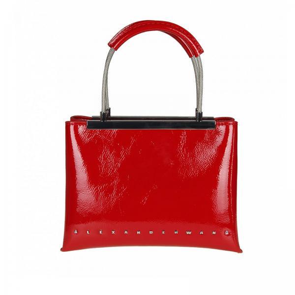 a04fe4057717 Shoulder bag Women Alexander Wang Red