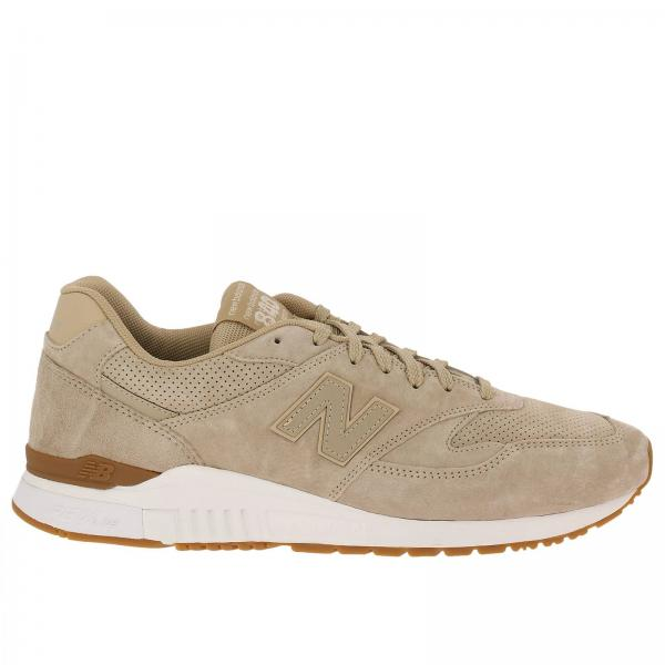 new balance beige et rouge