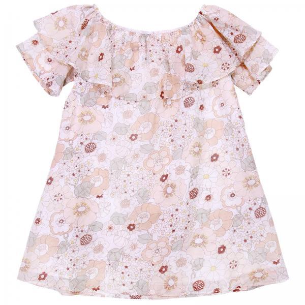 47f328e1a9f Dress little girl Chloé Multicolor