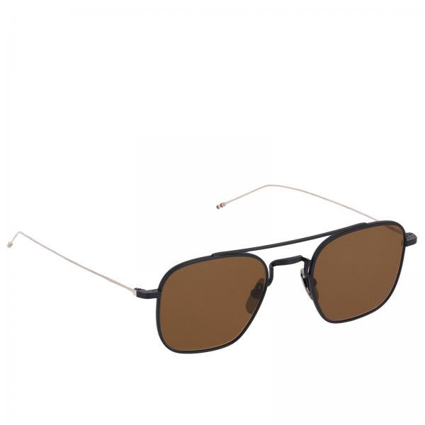 6854cfc6baf Glasses Men Thom Browne Brown