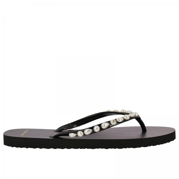Tory Burch Women s Multicolor Flat Sandals  199d1d3a4