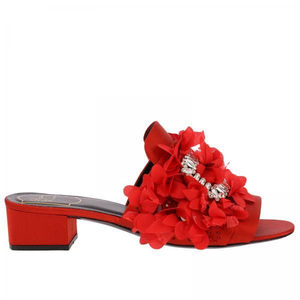 02badf0be70 Roger Vivier Women s Heeled Sandals