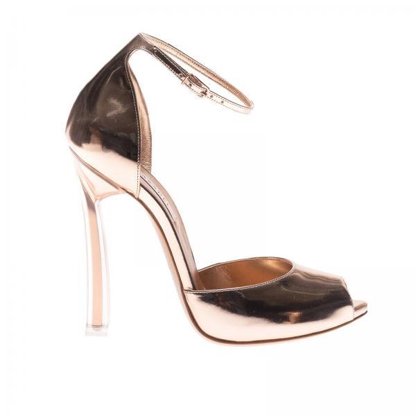 Sandali con tacco Donna Casadei | Scarpe Donna Casadei | Sandali Con Tacco  Casadei 1l818k120x Barb - Giglio IT