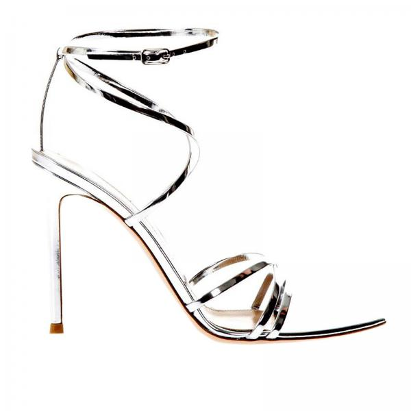 162e646abae Heeled sandals Women Gianvito Rossi Silver