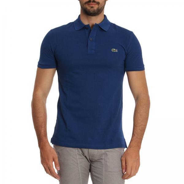 Lacoste Men s T-shirt   T-shirt Men Lacoste   Lacoste T-shirt Ph4012 -  Giglio EN 5c1960d290b5