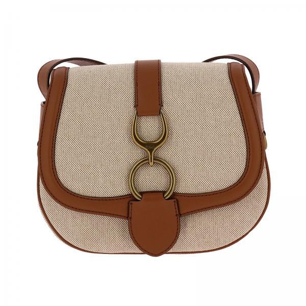 6202eda316e2 Handbag Women Lauren Ralph Lauren Leather
