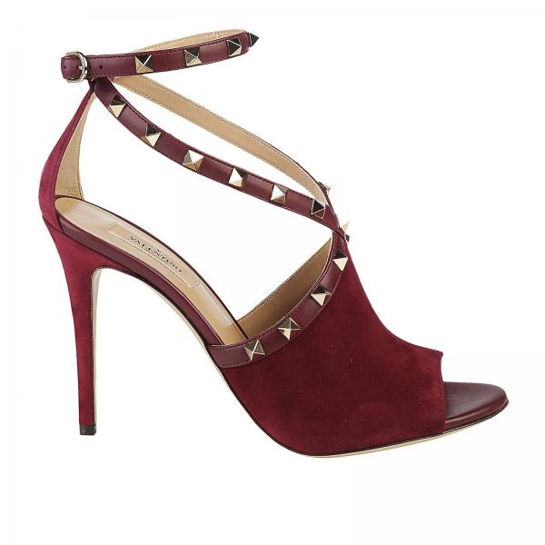 707de115776 Garavani Femme À Valentino Sandales Chaussures Talons 7vqdS