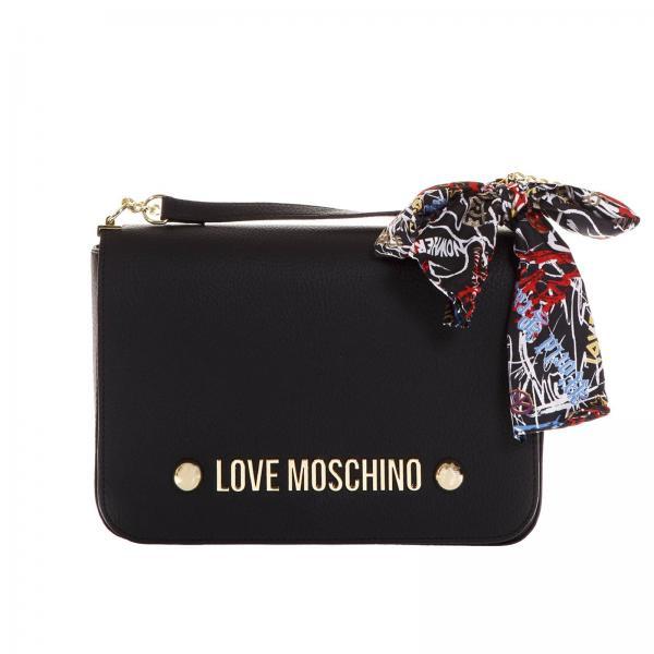 Bolso Mano De Love Moschino Mujer wUUWqx0Sr