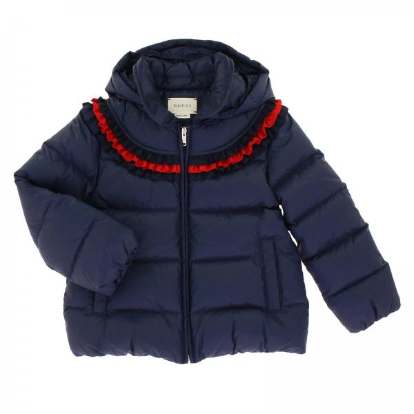 2d9f6a3c Little Girl's Jacket Gucci